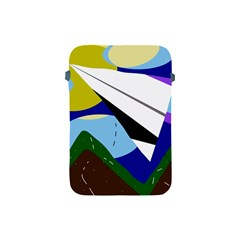 Paper airplane Apple iPad Mini Protective Soft Cases