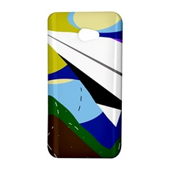 Paper airplane HTC Butterfly S/HTC 9060 Hardshell Case