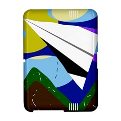 Paper airplane Amazon Kindle Fire (2012) Hardshell Case