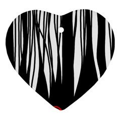Black forest Ornament (Heart)