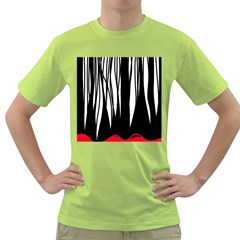 Black forest Green T-Shirt