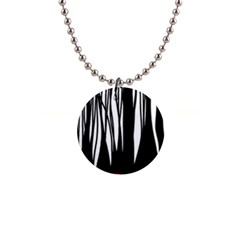 Black forest Button Necklaces