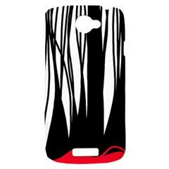 Black forest HTC One S Hardshell Case