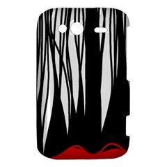 Black forest HTC Wildfire S A510e Hardshell Case