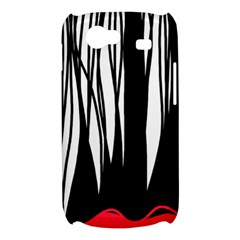 Black forest Samsung Galaxy Nexus S i9020 Hardshell Case