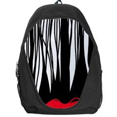 Black forest Backpack Bag