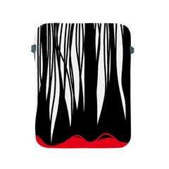 Black forest Apple iPad 2/3/4 Protective Soft Cases
