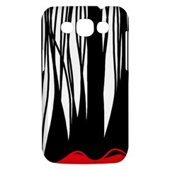 Black forest Samsung Galaxy Win I8550 Hardshell Case