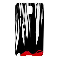 Black forest Samsung Galaxy Note 3 N9005 Hardshell Case
