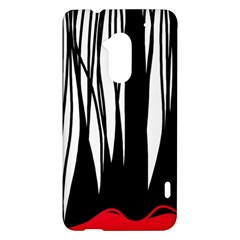 Black forest HTC One Max (T6) Hardshell Case