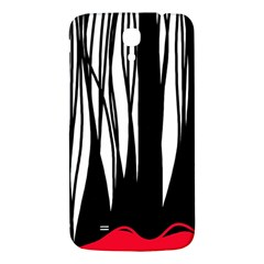 Black forest Samsung Galaxy Mega I9200 Hardshell Back Case