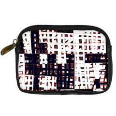Abstract city landscape Digital Camera Cases