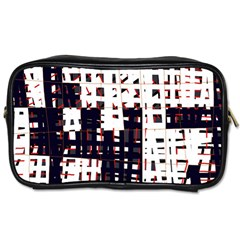 Abstract city landscape Toiletries Bags 2-Side