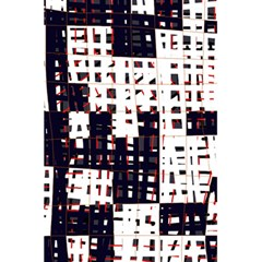 Abstract city landscape 5.5  x 8.5  Notebooks