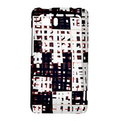 Abstract city landscape HTC Vivid / Raider 4G Hardshell Case