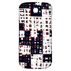 Abstract city landscape Samsung Galaxy S3 S III Classic Hardshell Back Case