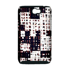 Abstract city landscape Samsung Galaxy Note 2 Hardshell Case (PC+Silicone)