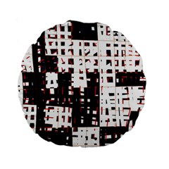 Abstract city landscape Standard 15  Premium Round Cushions