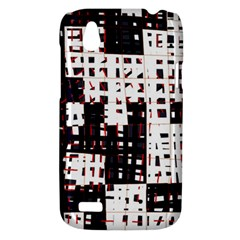 Abstract city landscape HTC Desire V (T328W) Hardshell Case