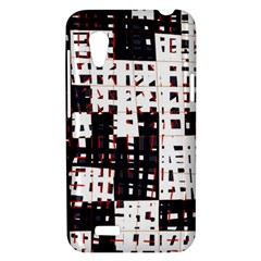 Abstract city landscape HTC Desire VT (T328T) Hardshell Case