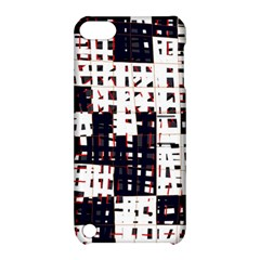 Abstract city landscape Apple iPod Touch 5 Hardshell Case with Stand