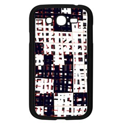 Abstract city landscape Samsung Galaxy Grand DUOS I9082 Case (Black)