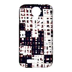 Abstract city landscape Samsung Galaxy S4 Classic Hardshell Case (PC+Silicone)