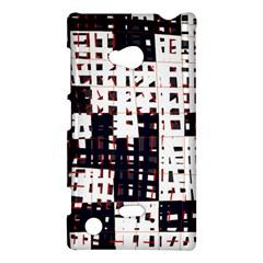 Abstract city landscape Nokia Lumia 720