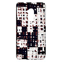 Abstract city landscape HTC One Max (T6) Hardshell Case