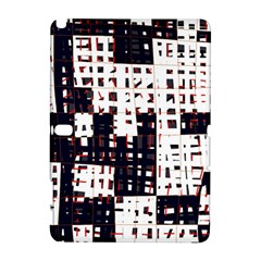 Abstract city landscape Samsung Galaxy Note 10.1 (P600) Hardshell Case