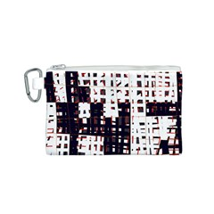 Abstract city landscape Canvas Cosmetic Bag (S)
