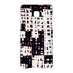 Abstract city landscape Samsung Galaxy A5 Hardshell Case