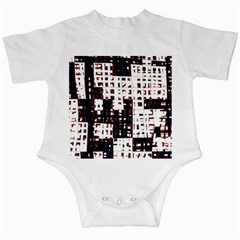 Abstract city landscape Infant Creepers