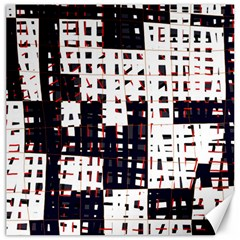 Abstract city landscape Canvas 20  x 20