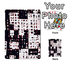 Abstract city landscape Multi-purpose Cards (Rectangle)