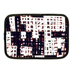 Abstract city landscape Netbook Case (Medium)