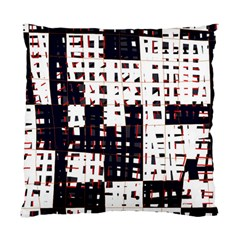 Abstract city landscape Standard Cushion Case (Two Sides)