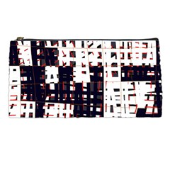 Abstract city landscape Pencil Cases