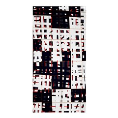 Abstract city landscape Shower Curtain 36  x 72  (Stall)