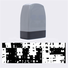 Abstract city landscape Name Stamps