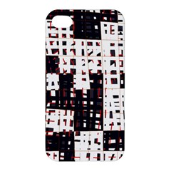 Abstract city landscape Apple iPhone 4/4S Hardshell Case