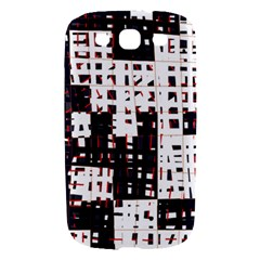 Abstract city landscape Samsung Galaxy S III Hardshell Case