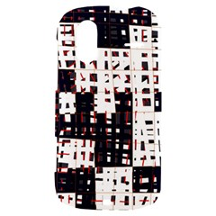 Abstract city landscape HTC Amaze 4G Hardshell Case