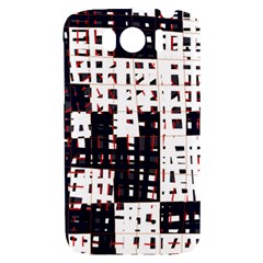 Abstract city landscape HTC Sensation XL Hardshell Case
