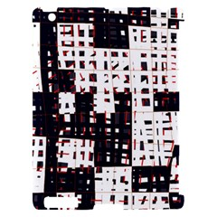Abstract city landscape Apple iPad 2 Hardshell Case (Compatible with Smart Cover)