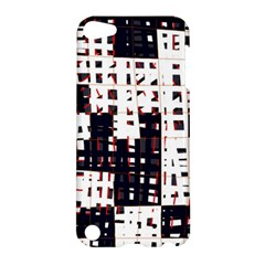 Abstract city landscape Apple iPod Touch 5 Hardshell Case