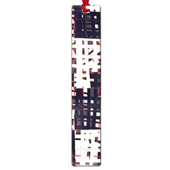 Abstract city landscape Large Book Marks