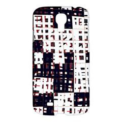 Abstract city landscape Samsung Galaxy S4 I9500/I9505 Hardshell Case
