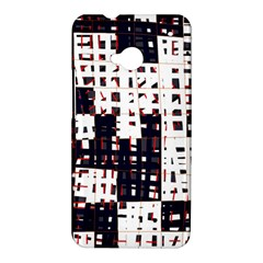 Abstract city landscape HTC One M7 Hardshell Case