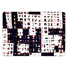 Abstract city landscape Samsung Galaxy Tab 10.1  P7500 Flip Case